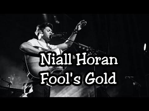 Fool's Gold(Recorded At RAK Studios,London)-Niall Horan /Studio Version