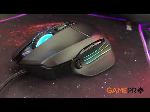 Миша GamePro Phantom USB Black (GM876)