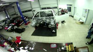 Jan Černý - How to build the Peugeot 208 R2 in one minute