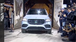 Mercedes-Benz GLS Reveal at the 2019 New York Auto Show