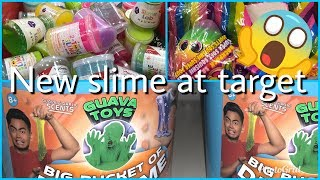 NEW SLIME And GUAVA JUICE SLIME BUCKETS AT TARGET