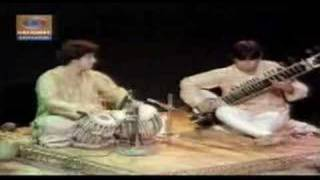 Sitar recital by indian classical musician