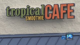 Lawsuits filed has hepatitis A cases linked Tropical Smoothie rise