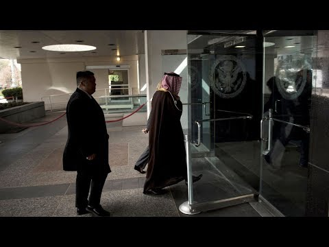 The Link Between Saudi Prince's Power Grab and DC Corruption