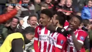 Golazo de Chucky Lozano salva al PSV vs Venlo (HD) 2019