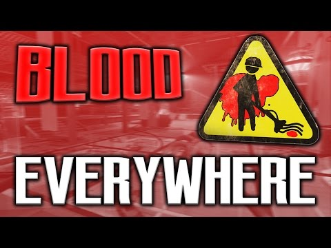 Viscera Cleanup Detail - SO MUCH BLOOD