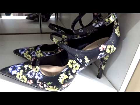 👍 Mark Spencer Ladies Shoes High Heels Spring Summer April 2018 | Walkthrough HD