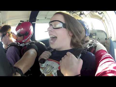 Tandem Skydive  Knoxville, TN  Sean Dugan