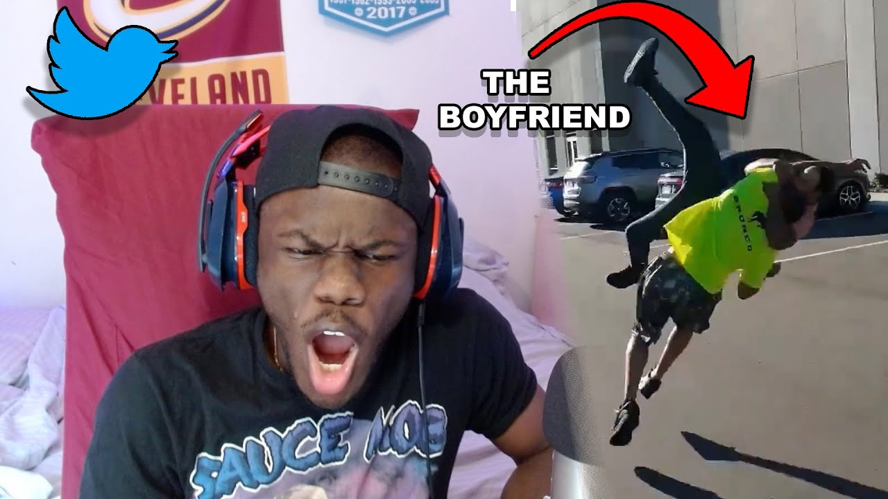 GIRLFRIEND CALLS HER BOYFRIEND TO FIGHT HER CO-WORKER and THIS HAPPENS...