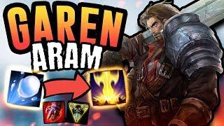 A GAREN-TEED WAY TO WIN?! - Garen ARAM - League Of Legends