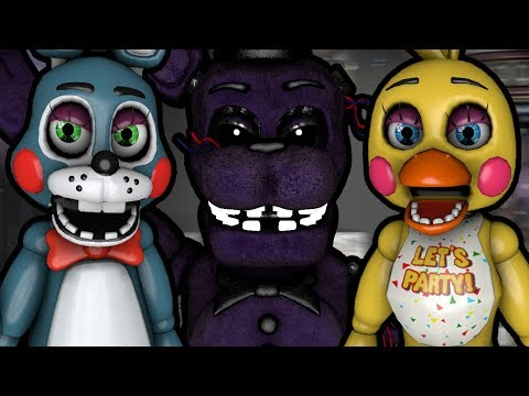 Five Nights at Freddy's 2 (Night 5) || THE SNEAKY DECEPTION OF SHADOW FREDDY!!!