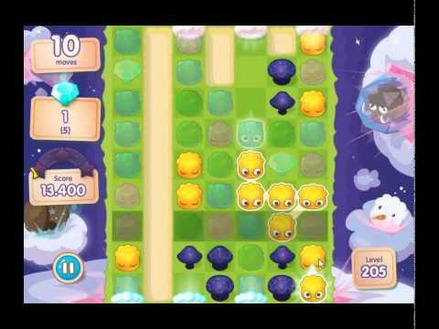 Jelly Splash Level 205