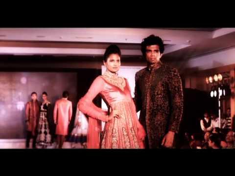 Asia Wedding Fair 2013 Bangalore,India Fashion Show
