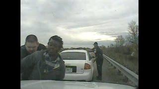 Sovereign Citizen Resits When Arrested