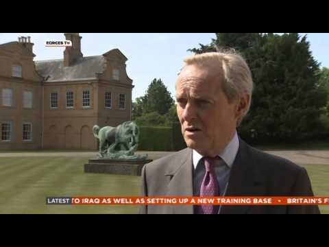 Forces TV Speaks To The 9th Duke of Wellington