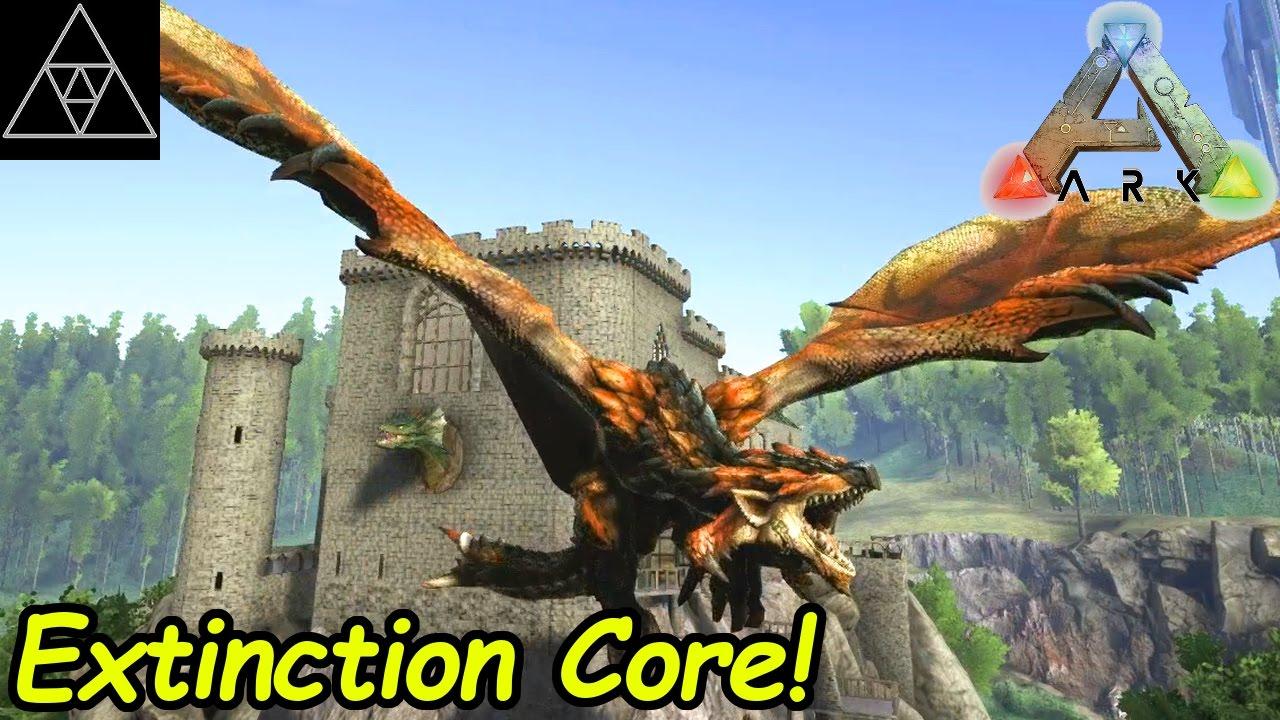 ARK Extinction Core #028 Rathalos zähmen! Super ...