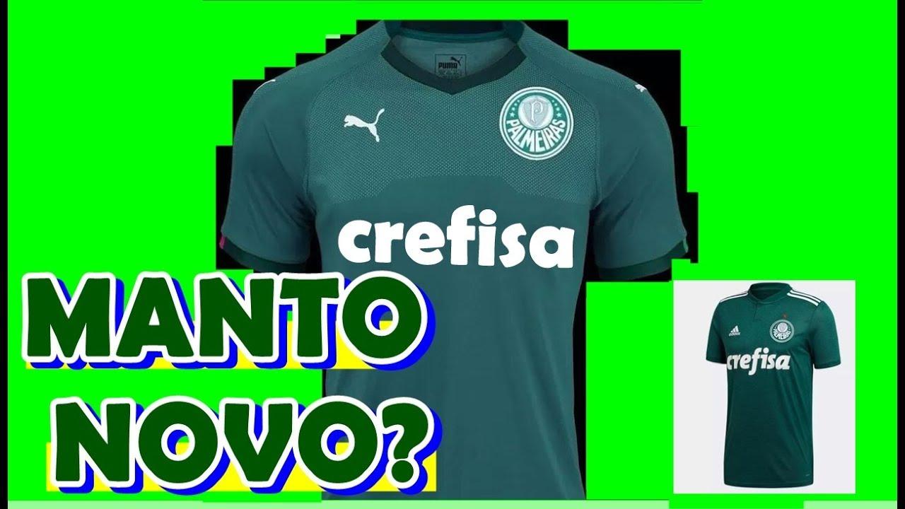 bfca56f2338bd NOVA CAMISA DO PALMEIRAS 2019 - YouTube
