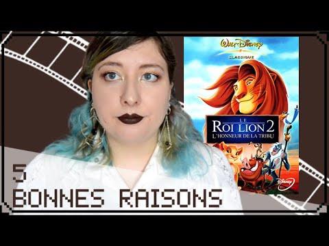[ 5 BONNES RAISONS ] ... De considérer Le Roi Lion II à la hauteur d'un Disney Classique