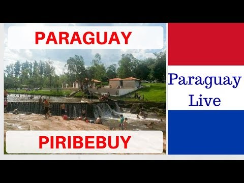 Paraguay Piribebuy Park Besichtigung Dr. Carlos Maria Lopez Lopez - Balneario Municipal