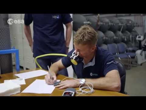Tim Peake bio and training