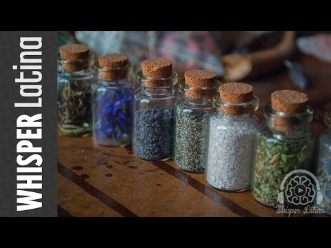 ASMR HERB SHOP ROLE PLAY | Whispering with Personal Attention