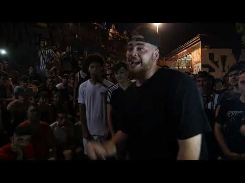 HARON (DJNESS) VS MNAK (ESKAPE ONE) - FINAL! - FINAL NACIONAL GENERAL RAP