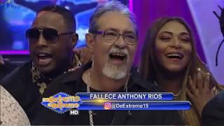 Anthony Rios Paz a su Alma (Homenaje) De Extremo a Extremo