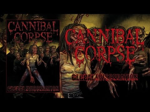 CANNIBAL CORPSE  'Global Evisceration' DVD
