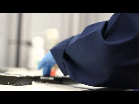 video:DataTech Labs Data Recovery Lab Tour