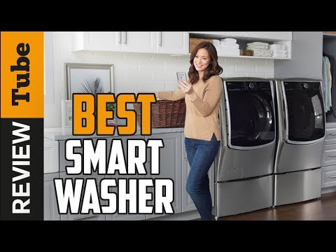 ✅Washer: Best Smart Washer 2019 (Buying Guide)