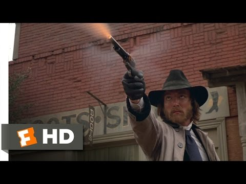 The Long Riders 811 Movie   Shootout in Northfield 1980 HD