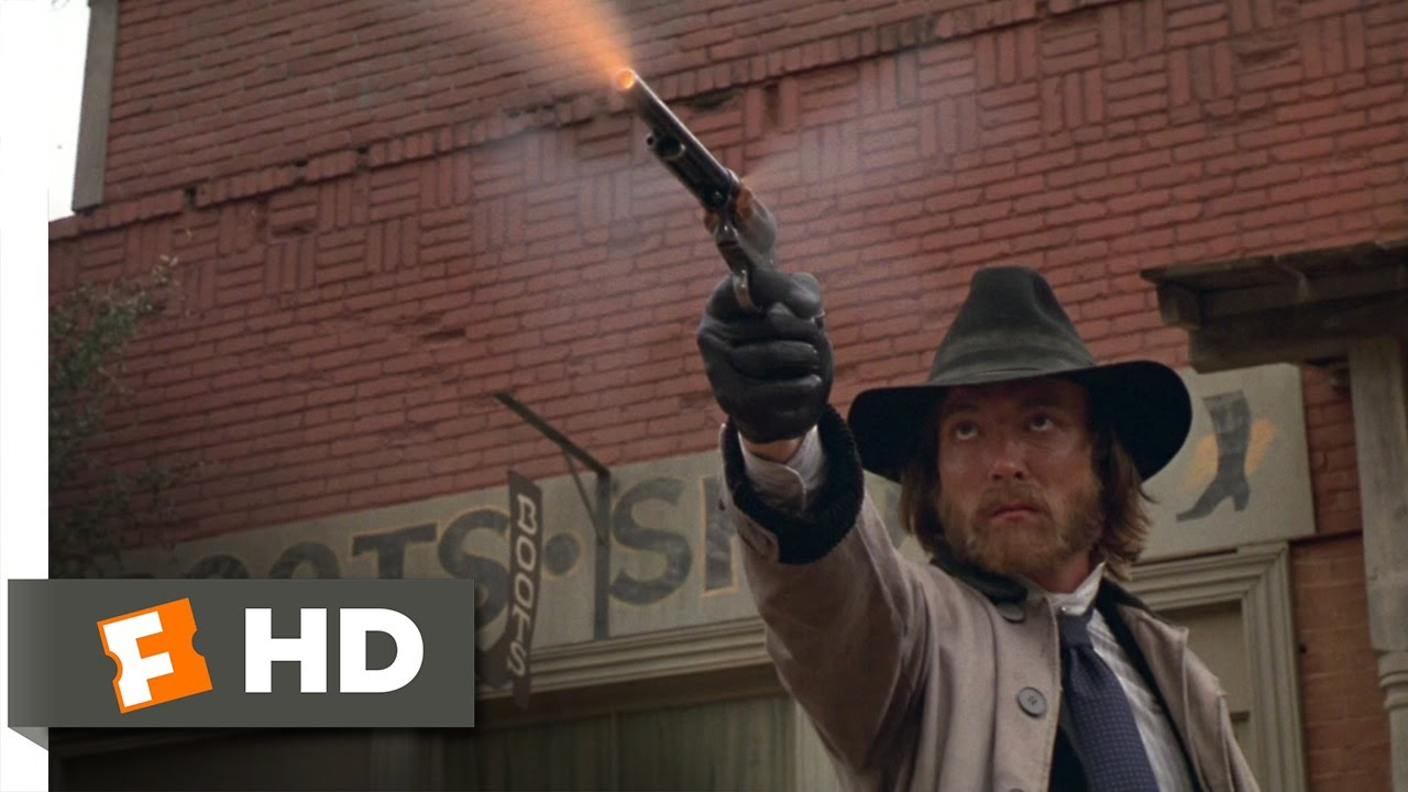 The Long Riders (8/11) Movie CLIP - Shootout in Northfield ...