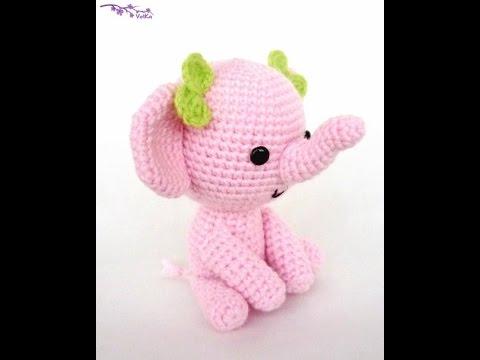 вязаные игрушки крючком класс мастер 2019 Knitted Toys Hook