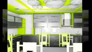 Фото кухни, шкафы, стеллажи, полки фасады на кухне, визуализация кухни(, 2014-01-31T21:06:18.000Z)