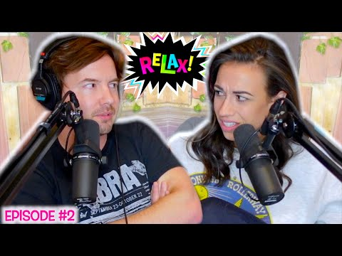 OUR RELATIONSHIP IS SH*T! – Podcast #2