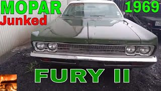 1969 Plymouth Fury
