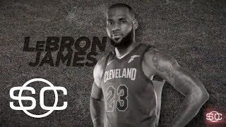 The numbers behind LeBron James breaking Michael Jordan's record | SportsCenter | ESPN