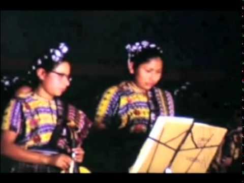 Resultado de imagen para orquesta indigena de CARLOS VIDES SANDOVAL