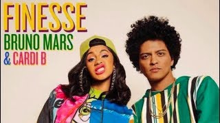 Bruno Mars and Cardi B - Finesse
