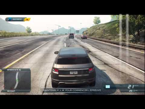 [Let's play] #12  Range Rover Evoque Need For Speed Most Wanted (2012)