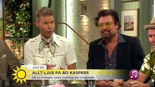 Bo Kaspers gör krogshow