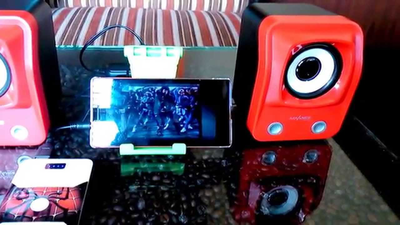 Speaker Advance Duo 060 Review - YouTube on