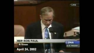 Ron Paul - Amazing Predictions Come True! Must Watch