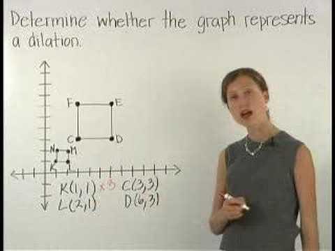 math dilations  mathhelpcom  pre algebra help  youtube
