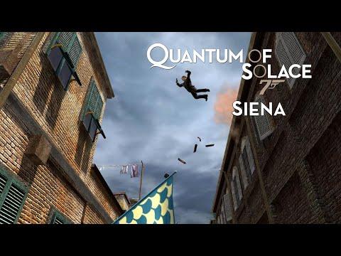 007: Quantum of Solace - Siena - 007