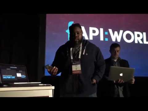 AgoraIO RTC Hack Challenge Winning Pitch at API World 2018 Hackathon