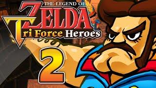 JAAHH DAS ISSST EIINNN  BINGGGOOOO! - #2 - The Legend of Zelda: TriForce Heroes [Deutsch/German]