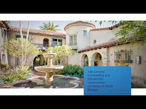 Hall Contracting-construction companies in Santa Barbara, CA