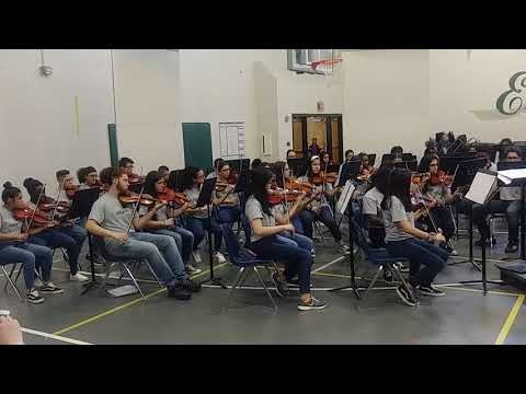 Alans concert 2018 creekland middle school