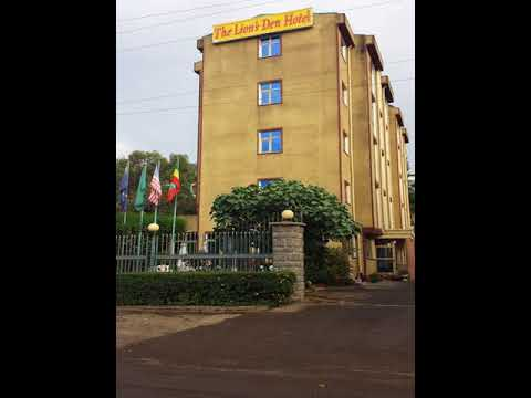The lions den hotel - Addis Ababa - Ethiopia